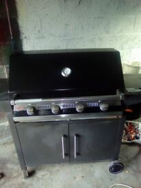 Beefeater 5 burner large bbq