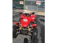 For sale road legal quad