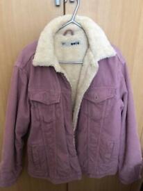 Women's Cord jacket (topshop)
