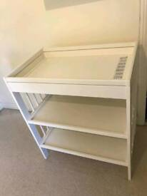 Ikea baby changing table (gulliver)