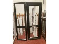 UPVC Door and side