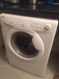 Washing machine in good condition up for sale