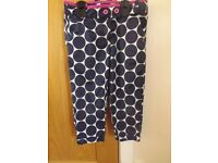 Girls Next Cropped Trousers Age 8