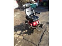 Electric wheelchair fully working order