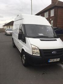 Ford transit high roof mwb