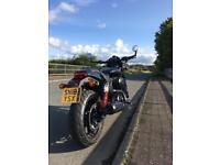 Harley Davidson 750 Street Rod