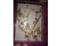asian female jewellery