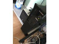 Thinkpad ThinkCentre E72 + LG NAS