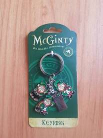 McGinty Keyring 3 Leprechauns Ireland