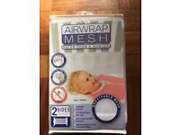 Airwrap Mesh for cots