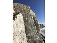 Blind Veterans UK Abseil down Peacehaven Cliffs