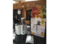 Fruit & veg juicer