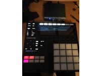 NI Maschine mk3 (does not come with Komplete 11)