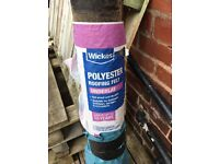 Aprox 5x1 m of Wickes Polyester Roofing Felt