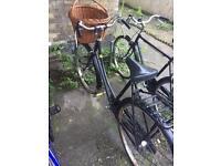 Vintage Raleigh Ladies Dutch Style Bike