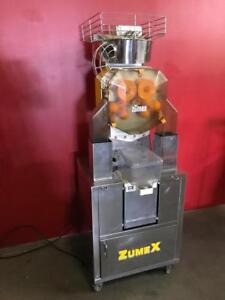 $12,000 Zumex speed pro orange juicer for only $2950 ! Includes refrigerated attachment