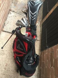 Full Men's Right Handed Golf Set