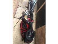 Full Men's Right Handed Golf Set