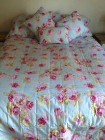 Throw cushions pillow sham curtains from Dunelm