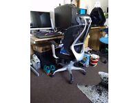 Staples Blade Mesh Operator's chair.