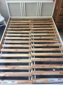 Double Ikea bed frame NOW SOLD