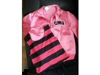 Pink Lady Dressing Up Outfit