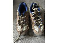 Child's M&s walking shoes size 11