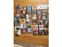 95 cds/DVD s