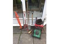 Garden equipment - Flymo Qualcast