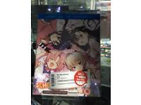 Animatsu Bluray- School Live
