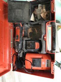 Fein battery multi tool