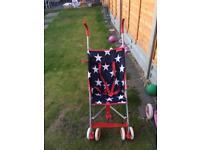 Cheap child's stroller