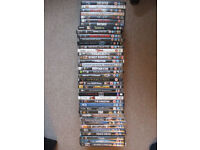 Bundle of 40 DVD's Job Lot Various Genres Films Series - in great condition