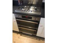AEG Electric Fan Assisted Oven / Cooker & Gas Hob