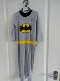 New Batman sleepsuit 12-18m