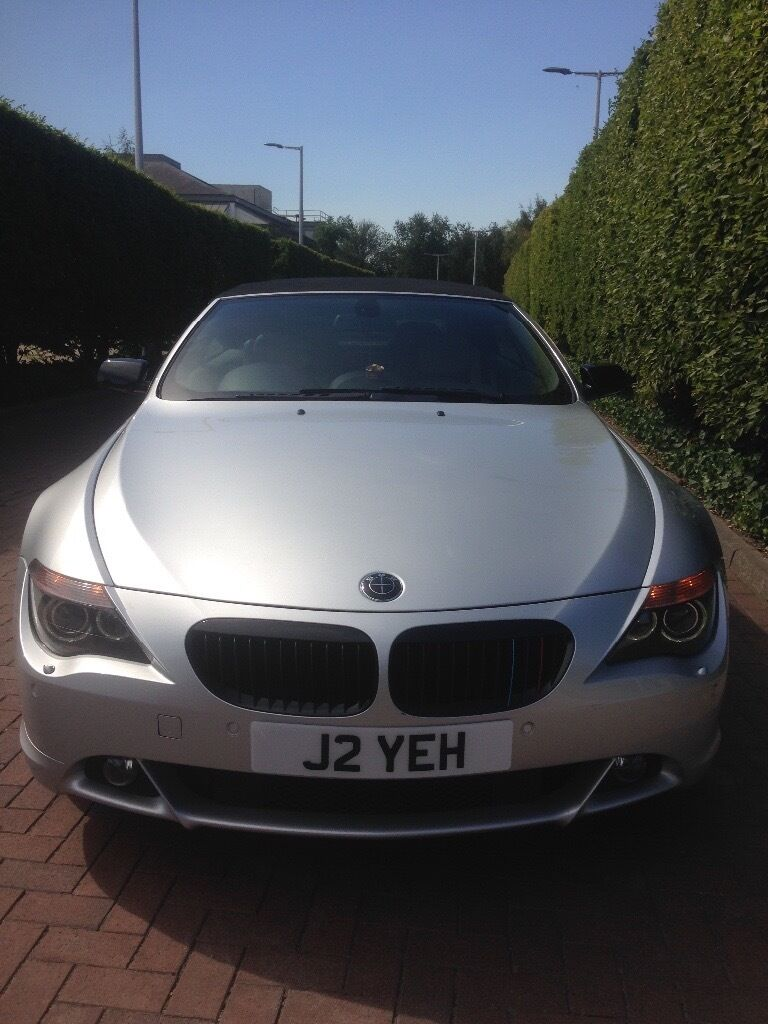 BMW series 630i m-sport very low mileage part ex cheap price bargain quick sale, DO NOT MISS OUT!