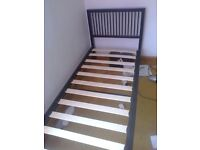 SMALL SINGLE BED FRAME