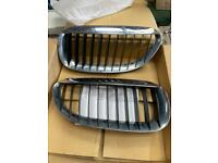 BMW E63 front grills