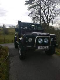 Land rover 90 td5 County Station wagon