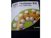 POWER-LITE LED FESTOON KIT