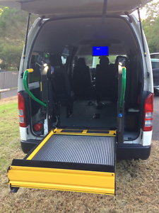 2016 Toyota Hiace Van/Minivan Stanwell Tops Wollongong Area Preview