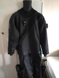Santi Espace dry suit medium size
