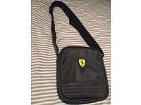 Ferrari man bag