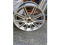 MV4 BMW Alloy wheel