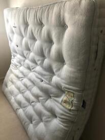Superking size mattress - good quality & clean.