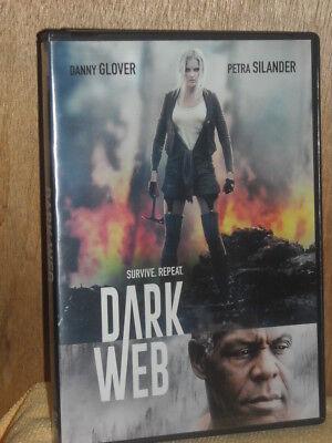 Dark Web  Dvd  2017   Ron Basch  Karrie Bauman  Dave Belden
