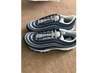 Nike Air Max 97 Atlantic Blue for sale. UK size 8 and 9.