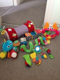 Baby toy bundle 0 - 6 months