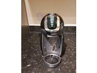 For sale: NESCAFE Dolce Gusto Genio Automatic Coffee Machine in Black and Chrome, £45 ovno.