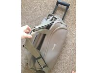Suitcase - cabin bag hold-all holiday storage flight travel